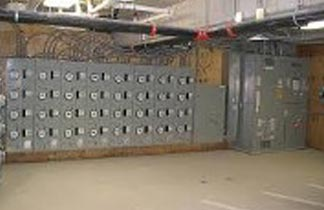 commercial warehouse basement